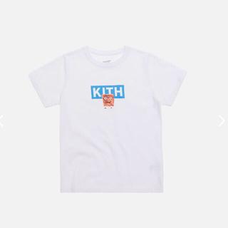 シュプリーム(Supreme)のKITH CINNAMON TOAST CRUNCH LOGO TEE(Tシャツ/カットソー)