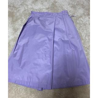 ジルサンダー(Jil Sander)のジルサンダースカート34美品(ひざ丈スカート)