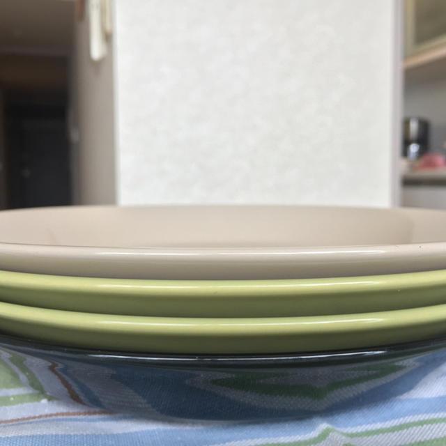 iittala(イッタラ)のイッタラ ティーマ  21センチプレート4枚セット インテリア/住まい/日用品のキッチン/食器(食器)の商品写真