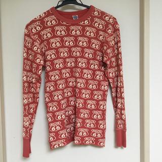 トイズマッコイ(TOYS McCOY)のトイズマッコイ ワッフルロンT Mサイズ(Tシャツ/カットソー(七分/長袖))
