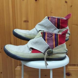 インディアン(Indian)の美品、インディアンブーツ(ブーツ)