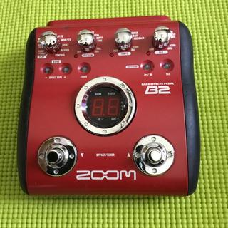 Zoom - ZOOM ベースエフェクツペダル B2