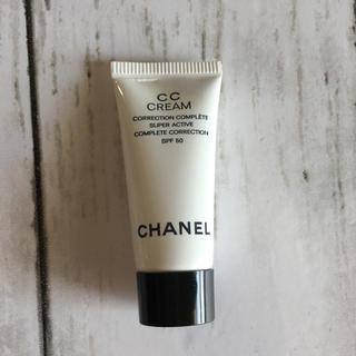 シャネル(CHANEL)のCHANEL CCクリーム サンプル(BBクリーム)
