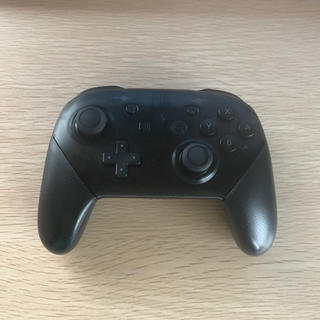 ニンテンドースイッチ(Nintendo Switch)の中古 全動作OK Nintendo switch PROコントローラー(その他)