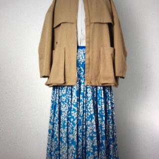 ドゥロワー(Drawer)の2019 スプリングジャケット(スプリングコート)