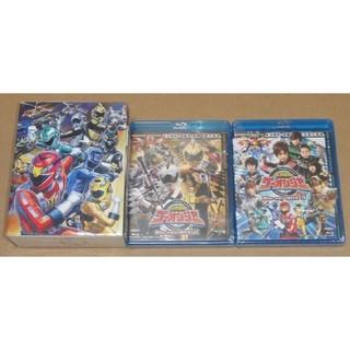 新品 炎神戦隊ゴーオンジャー Blu-ray BOX 初回全3巻(TVドラマ)