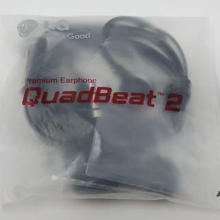 エルジーエレクトロニクス(LG Electronics)のQuad Beat 2 新品未使用(ヘッドフォン/イヤフォン)