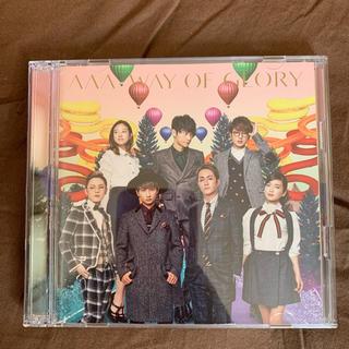 トリプルエー(AAA)のWAY OF GLORY   DVD付き(ポップス/ロック(邦楽))