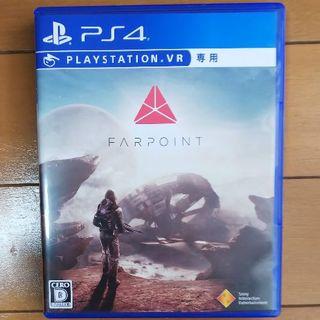 プレイステーションヴィーアール(PlayStation VR)のFAR POINT 日本語版(家庭用ゲームソフト)