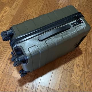 ムジルシリョウヒン(MUJI (無印良品))のharu様お取置き MUJI キャリー 35L ネット限定カラー 新色 カーキ(スーツケース/キャリーバッグ)