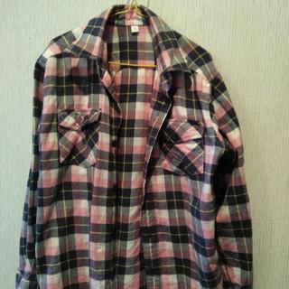 ユニクロ(UNIQLO)の140ユニクロチェックシャツ(その他)