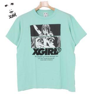 エックスガール(X-girl)の新品 X-girl × 楳図かずお OROCHI S/S Tシャツ(Tシャツ(半袖/袖なし))