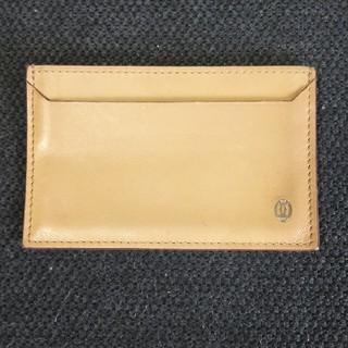 カルティエ(Cartier)のCartier カードケース(名刺入れ/定期入れ)