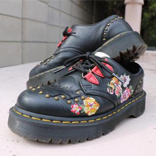 ドクターマーチン(Dr.Martens)のドクターマーチン 3ホール ロカビリー 22cm(ローファー/革靴)