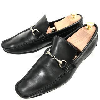 シップス(SHIPS)のSHIPS 約25cm ビットローファー スリッポン 革靴 レザー メンズ(ドレス/ビジネス)