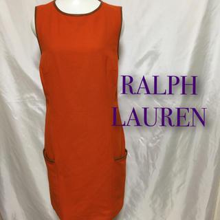 ラルフローレン(Ralph Lauren)のラルフローレン ワンピース(ミニワンピース)