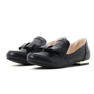 アクシーズファム(axes femme)のアクシーズファム リボン ローファー(ローファー/革靴)