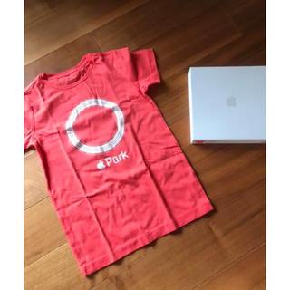 アップル(Apple)の新品未使用 Apple Park Tシャツ(Apple本社限定Tシャツ) キッズ(Tシャツ/カットソー)