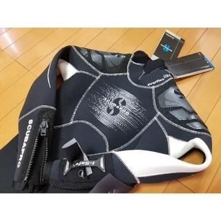 スキューバプロ(SCUBAPRO)の新品 スキューバプロ レディース 5mm ウェットスーツ フルスーツ(マリン/スイミング)