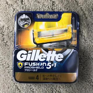 ジレ(gilet)のひろ様専用  ジレット フュージョン プロシールド 替刃4個入(日用品/生活雑貨)