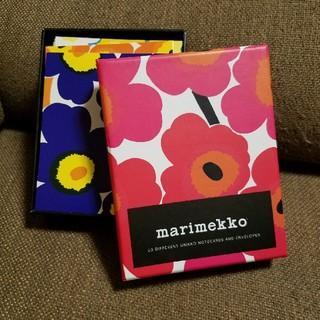 マリメッコ(marimekko)のマリメッコ メッセージカード(カード/レター/ラッピング)
