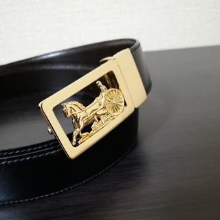 5fda6adbb019 セリーヌ(celine)の【美品】CELINE leather belt mede in Italy(