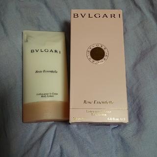 ブルガリ(BVLGARI)のブルガリローズエッセンシャルボディローション(ボディローション/ミルク)