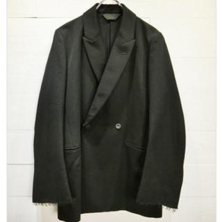 コモリ(COMOLI)のessay 16aw double tailored jacket(テーラードジャケット)