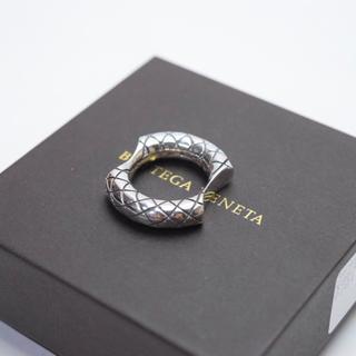 ボッテガヴェネタ(Bottega Veneta)の新品/送料無料/ボッテガヴェネタ/リング・指輪/イントレチャート/シルバー/15(リング(指輪))