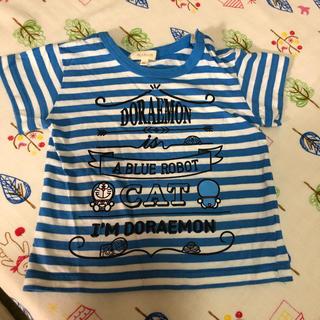 ハッシュアッシュ(HusHush)のHUSHUSH ドラえもん 半袖 Tシャツ 90(Tシャツ/カットソー)