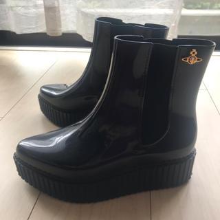 ヴィヴィアンウエストウッド(Vivienne Westwood)の時間限定値下!Vivienne Westwood × Melissaレインブーツ(レインブーツ/長靴)