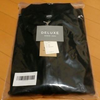 DELUXE - 新品 DELUXE x VANS ジャケット 黒 size.L