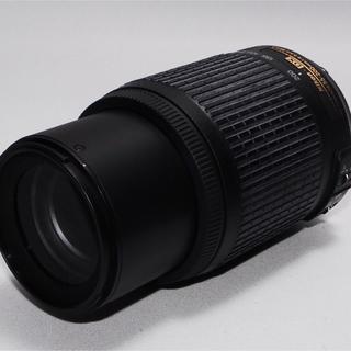 ニコン(Nikon)の⭐︎Nikonの大人気超望遠レンズ⭐︎ Nikon AF-S 55-200mm(レンズ(ズーム))
