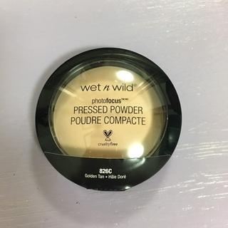 セフォラ(Sephora)の新品 wet n wild プレストパウダー ゴールデンタン ブロンザー(フェイスパウダー)