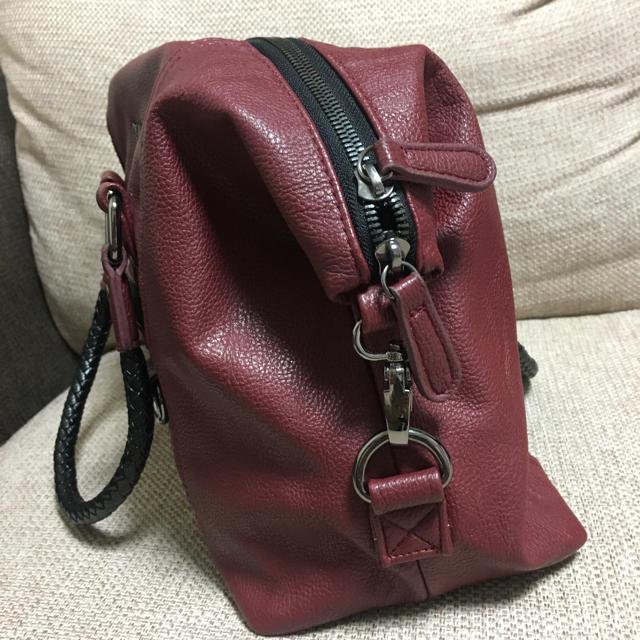 Diavlo(ディアブロ)のDIAVLO バッグ メンズのバッグ(ボストンバッグ)の商品写真