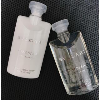 ブルガリ(BVLGARI)のBVLGARI ボディローション&シャワージェル(ボディローション/ミルク)