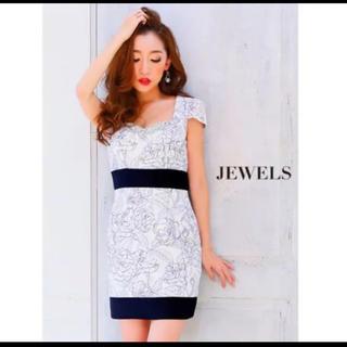 260b3563be9a9 ジュエルズ(JEWELS)の未使用 タグ付 jewels ジュエルズ キャバドレス ワンピース(ナイト