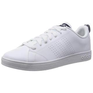 アディダス(adidas)の🔴24.5㎝ ホワイト×ネイビー⦅他サイズ22〜32㎝⦆【🔵返品無料】(スニーカー)