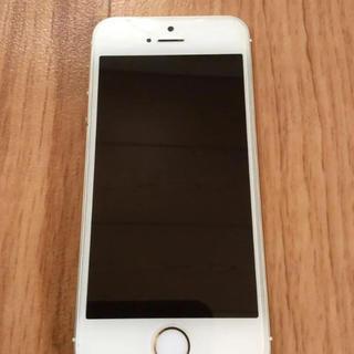 アイフォーン(iPhone)のiPhone 5s Gold 32 GB docomo(現在iOS12.2)(携帯電話本体)