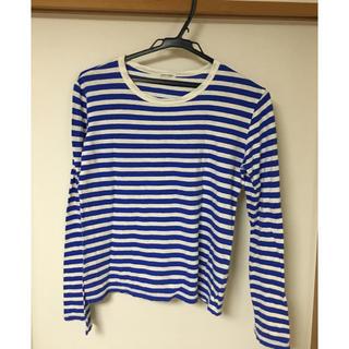キャトルセゾン(quatre saisons)のロングTシャツ(Tシャツ(長袖/七分))