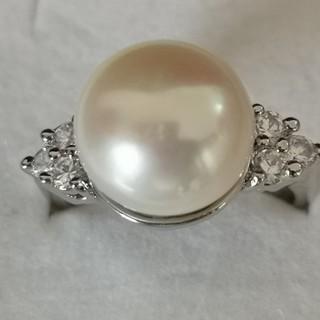 大珠パールリング(リング(指輪))