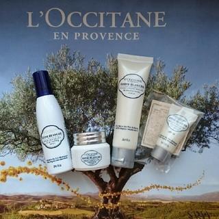 ロクシタン(L'OCCITANE)のL'OCCITANE レーヌブランシュセット(その他)