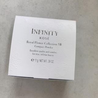 インフィニティ(Infinity)のインフィニティ  ロイヤルフラワー  パウダー  新品 g(フェイスパウダー)