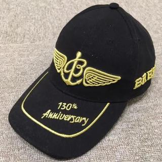 ブライトリング(BREITLING)のBREITLING ブライトリング 設立130周年記念非売品キャップ 新品未使用(キャップ)