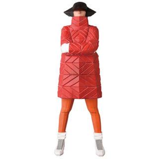 メディコムトイ(MEDICOM TOY)のB-GIRL Down Jacket NAGAME TAKU OBATA(フィギュア)