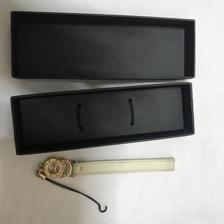 ブルガリ(BVLGARI)のブルガリBVLGARI 携帯ストラップ PRADAプラダ 長財布の領収書、空箱(ストラップ/イヤホンジャック)