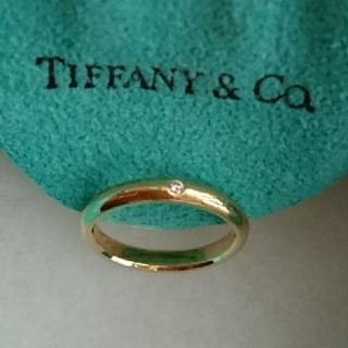 ティファニー(Tiffany & Co.)のティファニー  スタッキングバンドリング  11号(US6)(リング(指輪))
