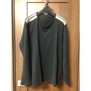 バーバリー(BURBERRY)の人気ブランド Burberry ロンTシャツ(Tシャツ/カットソー(七分/長袖))