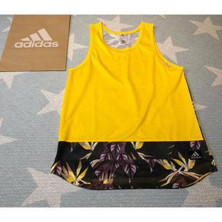 アディダス(adidas)のadidas アディダス メンズ タンクトップ L(Tシャツ/カットソー(半袖/袖なし))
