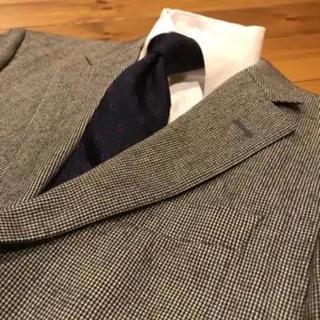 オリヒカ(ORIHICA)のオリヒカ メンズスーツ 上下 千鳥格子 スーツ ORIHICA(セットアップ)